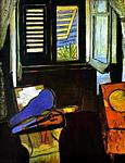 Henri Matisse - Interior with a Violin