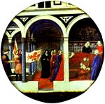 Masaccio Di San Giovanni -  Birth Salver