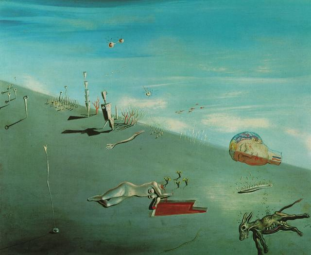 Salvador Famous Dali Paintings