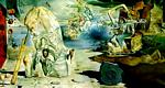 Display this painting by Salvador Dali