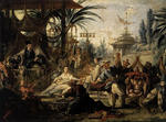 Display this painting by François Boucher
