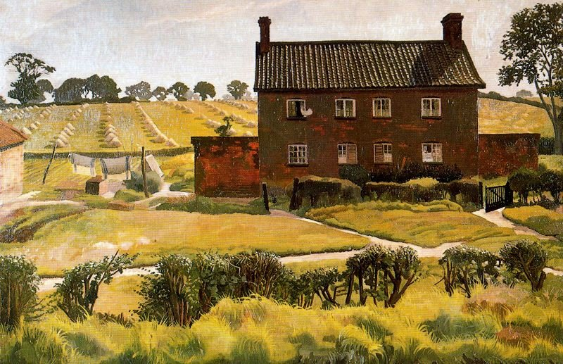 http://WahooArt.com/A55A04/w.nsf/OPRA/BRUE-8LT7SW/$File/STANLEY-SPENCER-THE-RED-HOUSE.-WANGFORD.JPG