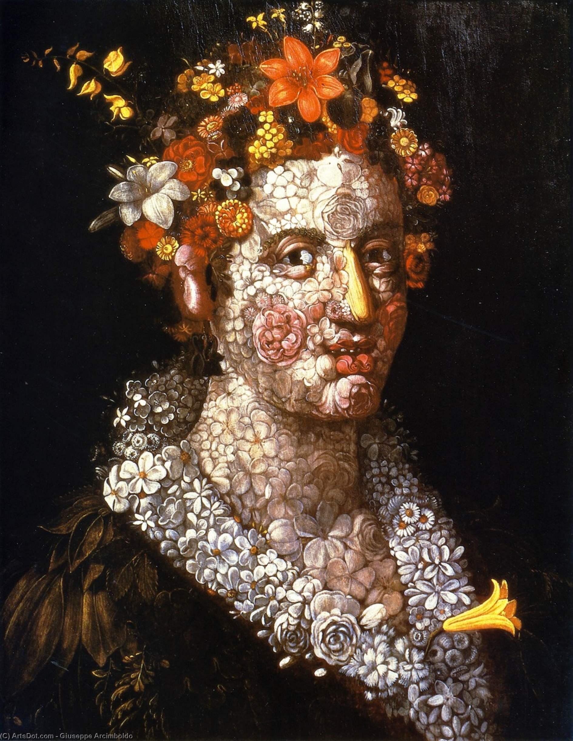 Floral Still LIfe - Giuseppe Arcimboldo