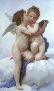 Lamour and Psyche Children