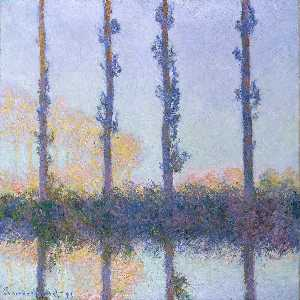 Poplars (Four Trees)