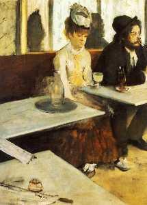 The Absinthe Drinker