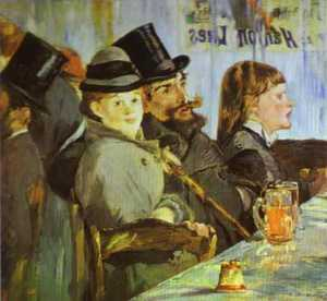 At the Café