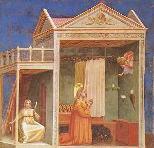 Scrovegni - [03] - Annunciation to St Anne