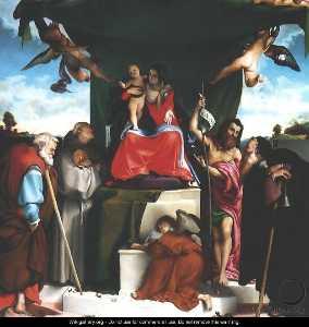 San Bernandino Altarpiece