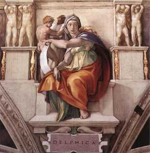 The Sibyl of Delphi