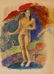 Tahitian Eve