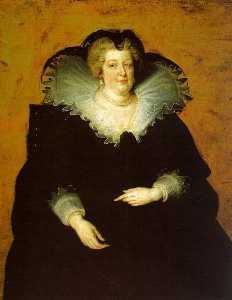 Portrait of Marie de Medici