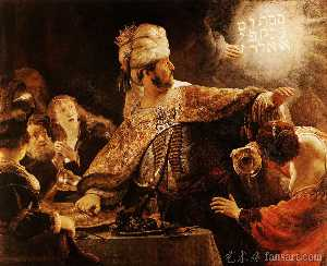 The Feast of Belshazzar