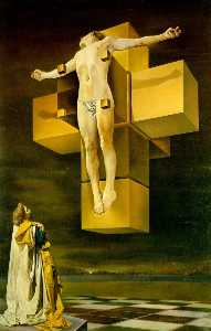 Crucifixion (Hypercubic Body)