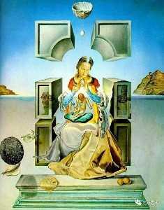 The Madonna of Port Lligat (first version)