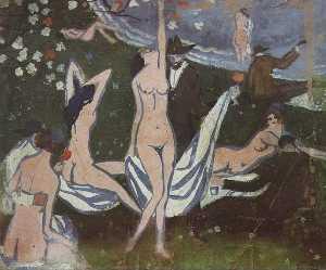 The Picnic, 1921