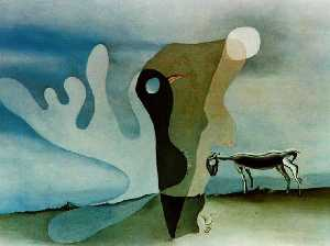 The Ram (The Spectral Cow), 1928