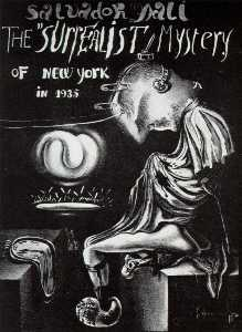 The Surrealist Mystery of New York I, 1935