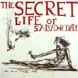 Design for a poster for 'The Secret Life of Salvador DalH', 1942