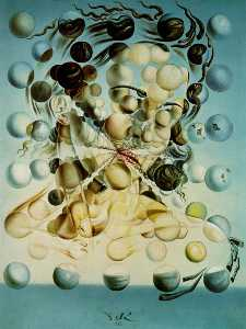 Galatea of the Spheres, 1952