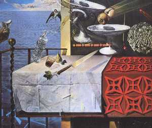 Nature Morte Vivante (Living Still Life), 1956