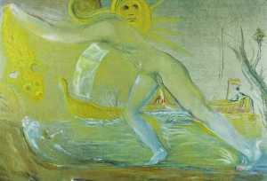Medea or Jason Taking Possession of the Golden Fleece, 1981