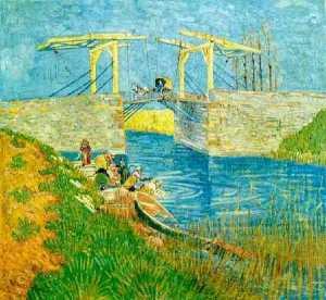 Langlois Bridge at Arles, The