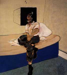 study for a self-portrait, 1964
