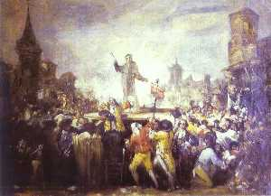 Le motin de Esquilache (The Esquilache Riots)