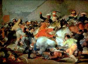 The Second of May, 1808 at the Puerta del Sol