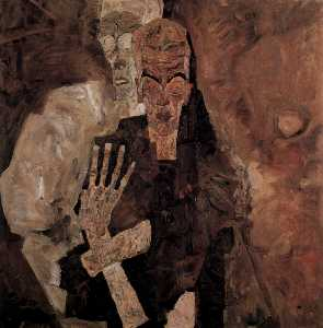The Self-Seers II (Death and Man)