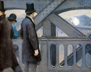 The Pont de Europe