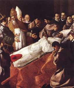 The Death of St. Bonaventura
