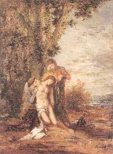 Saint Sebastian and the Holy Women