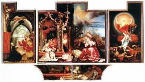 Isenheim Altarpiece (second view)