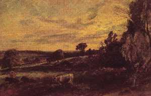 Landscape Evening