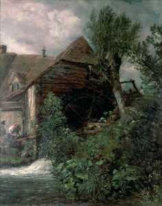 Watermill at Gillingham, Dorset