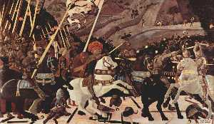 Battle of San Romano (Battaglia di San Romano)