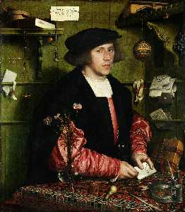 Portrait of the Merchant Georg Gisze
