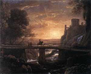 Imaginary View of Tivoli