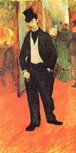 Gabriel Tapié de Céleyran at the Comédie Française