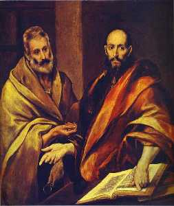 St. Paul and St. Peter