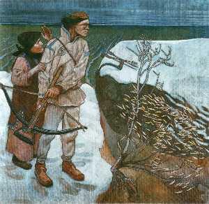 Joukahainen's revenge