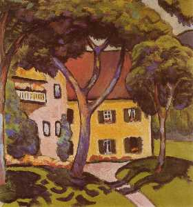 Staudacher's House at Tegernsee