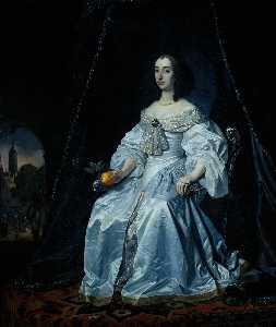 Princess Henrietta Mary Stuart