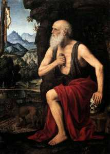 The Penitent St Jerome