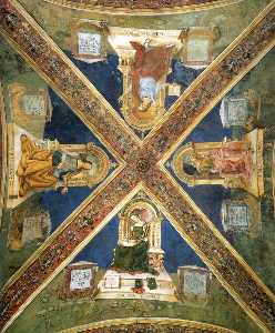 Four Enthroned Sibyls