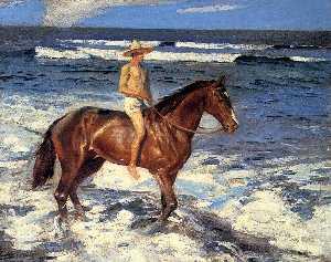 A Ride Along The Shore