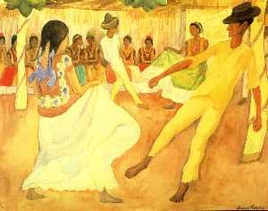 Zandunga, Tehuantepec Dance