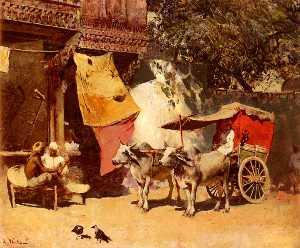 An Indian Gharry